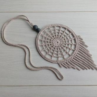 Медальон в стиле бохо