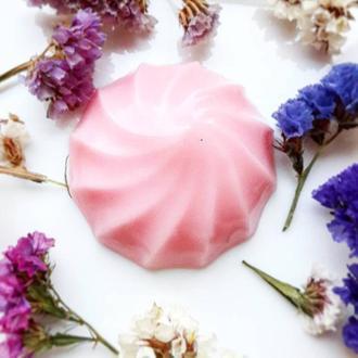 Мыло зефирка с маслами