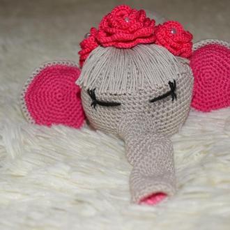 Слонёнок-сплюшка. Принцесса Лейла