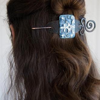 """Прикраса для волосся з колекції """"Дощ"""""""