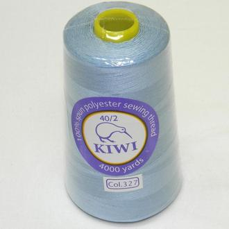 327-Нитки швейные 40/2 4000 ярдов Kiwi (киви)