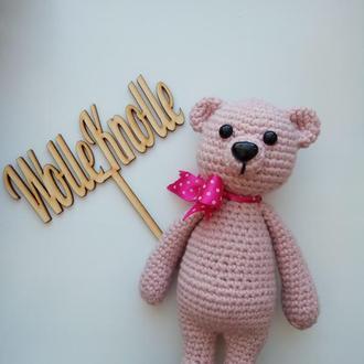 мишка мисс Тедди