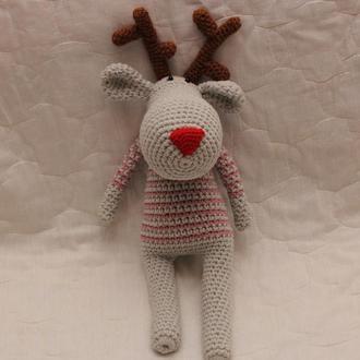Рудольф-рождественский олень Санты.