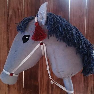 лошадка на палке, лошадка на палочке, конячка на паличці