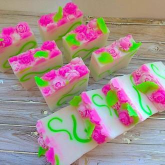 Мыло «Ослиное молоко»