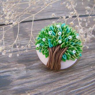 """Кольцо """"Дерево жизни"""""""