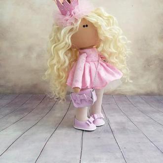 Інтер'єрна лялька Принцеса