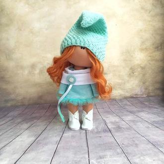 Інтер'єрна лялька М'ятка