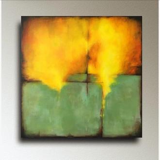 Картина «Свет внутри», 100/100.