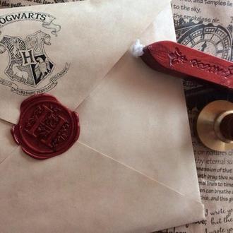 Письмо из Хогвартса Гарри Поттер (1 вариант)