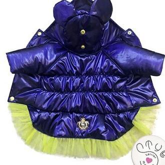 Курточки с ушками для девочек