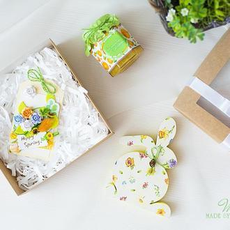 Подарочный пасхальный набор Happy spring