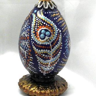"""Яйцо деревянное """"Восточное"""""""