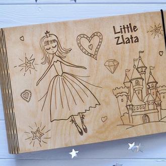 "Фотоальбом ""Little Princess"""