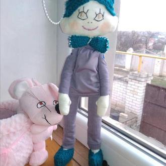 Текстильная куколка
