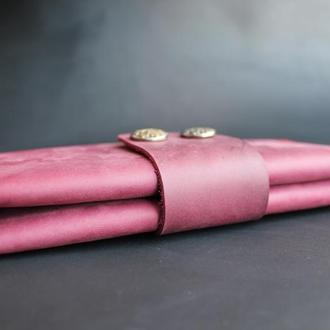 Женский кошелек из мягкой кожи