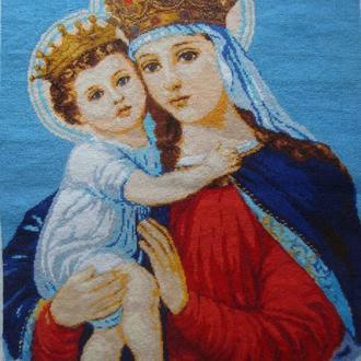 Католическая икона