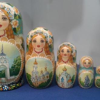 "Матрешка 5-ка ""Харьков"""
