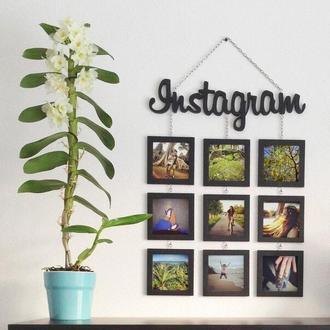Фоторамка Instagram