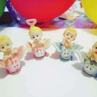 Статуэтки .Для подарка или коллекции. Малыши.для изготовления памятных детских мелочей.