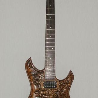"custom guitar ""BC-1"""