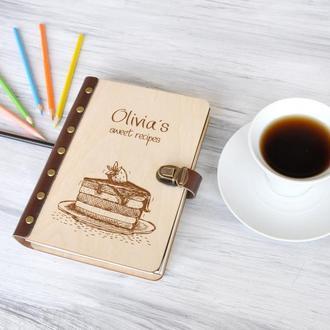 """Кулинарная книга """"Сладкие рецепты"""""""