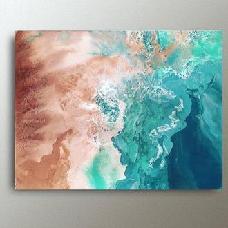 Картина «Кусочек океана», 100/80.