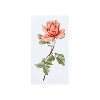 """Набор для вышивания крестиком """"Чайная роза"""""""