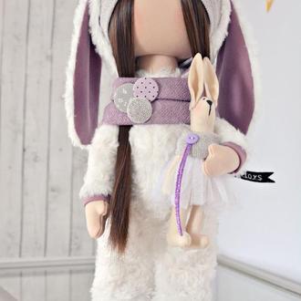 Текстильная интерьерная куколка