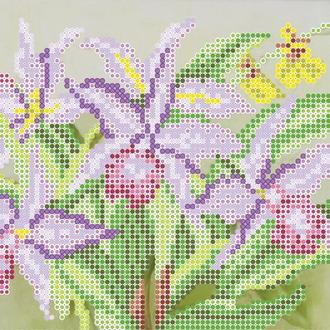 """Набор для вышивания бисером """"Орхидея"""""""