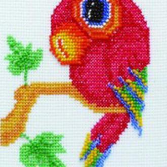 """Набор для вышивания """"Попугай"""""""
