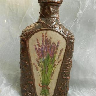 Декоративная бутылочка Лаванда