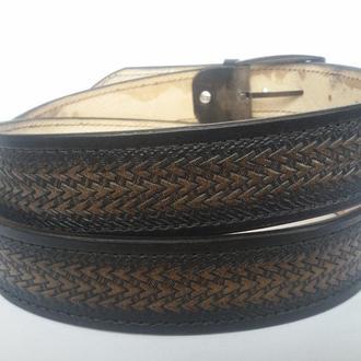 Кожаный пояс (12 цветов), ремень с пряжкой, кожаный ремень, ремень из кожи, мужской кожаный ремень.