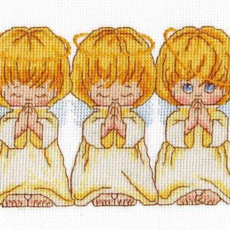 """Набор для вышивания крестом """"Хор ангелов"""""""
