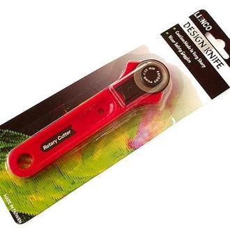 Нож для бумаги дисковый для дизайнерских работ DAFA RC-02