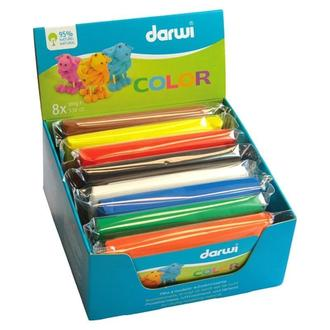 Самозатвердевающая масса Darwi Color, 100 гр