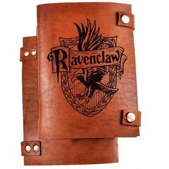 """Скетчбук с кожаной обложкой """"Ravenclaw"""""""