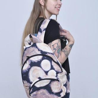 Рюкзак тканевый текстильный летний Woodstock