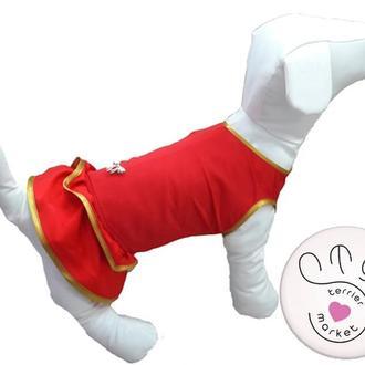 Легкие платья для собак
