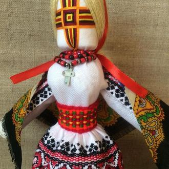 Авторська лялька-мотанка, єдиний екземпляр - ВІРА