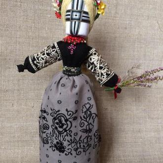 Авторская кукла-мотанка , единственный экземпляр - КОРНЕЛИЯ