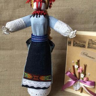 Авторская кукла-мотанка, единственный экземпляр - ЯНА