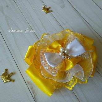 Резинки,заколки для маленькой принцессы