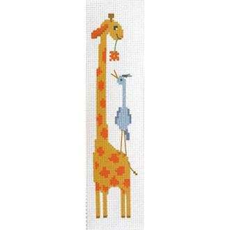 """Закладка для книг """"Жираф"""""""