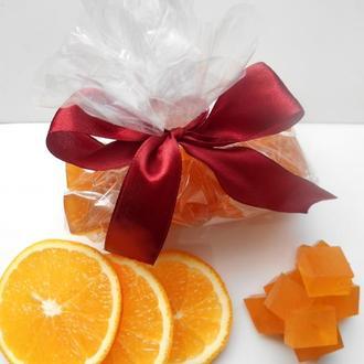 Апельсиново-абрикосовый мармелад