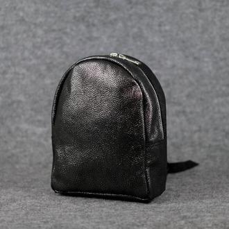Женский рюкзачок «Колибри»  11950  Черный кристалл