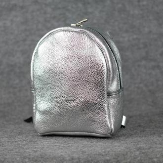 Женский рюкзачок «Колибри» |11956| серебро