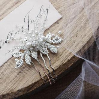 оригинальный гребень для невесты