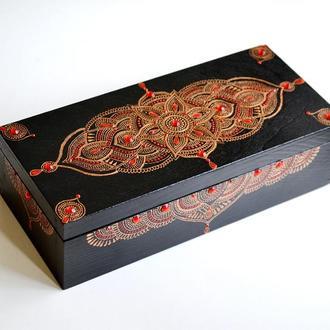 Скринька для прикрас Шкатулка для украшений Jewelry box