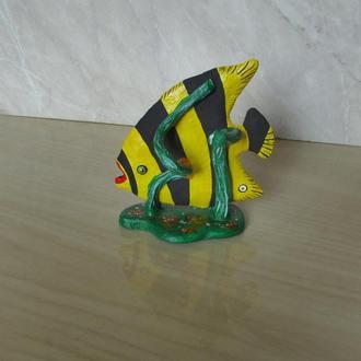 Рыбка подставка для ручки, карандаша